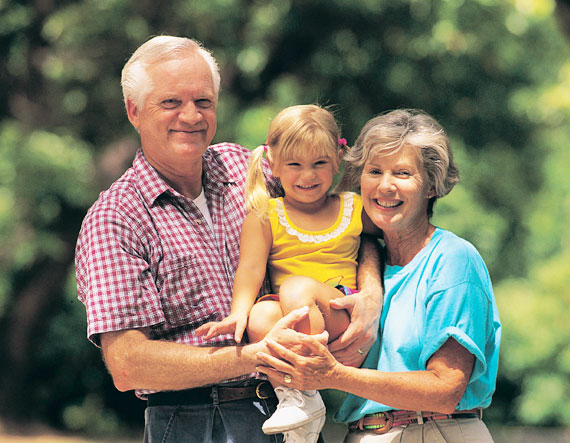 Grandparents Patients & Caregivers