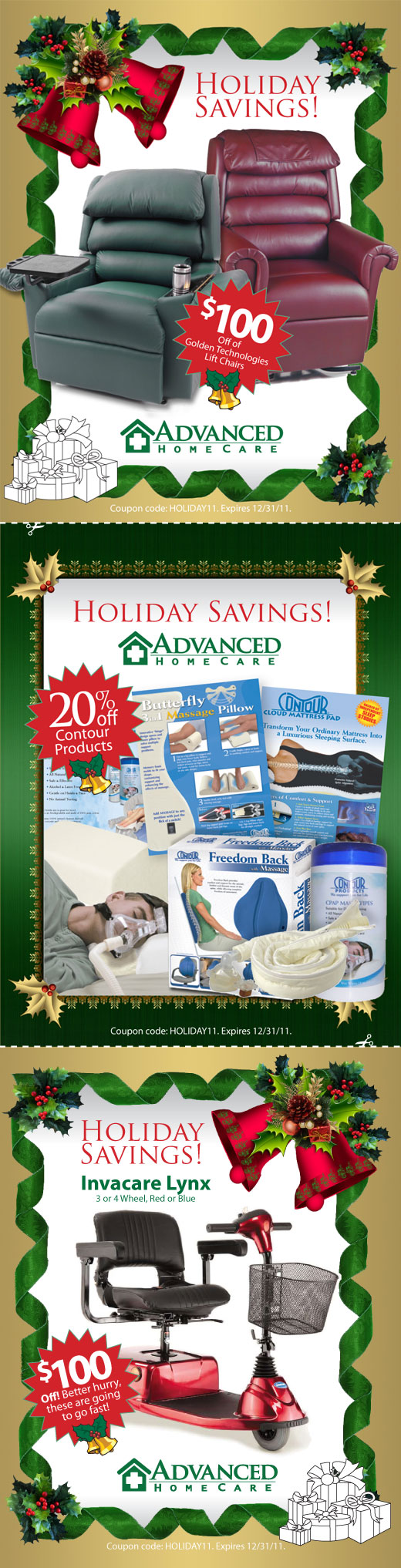 2011 Holiday Coupon